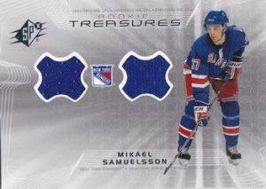 Rookie Treasures Mikael Samuelsson