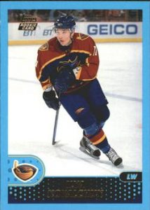 Rookies Ilya Kovalchuk