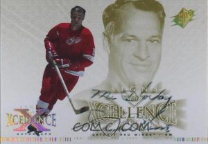 Signs of Xcellence Gordie Howe