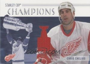 Stanley Cup Champions Chris Chelios