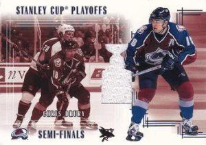 Stanley Cup Playoffs Chris Drury