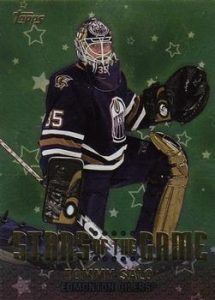 Stars of the Game Tommy Salo