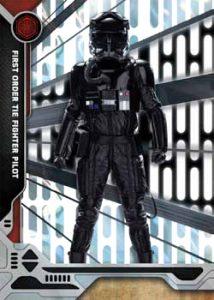 First Order Tie Fighter Pilot