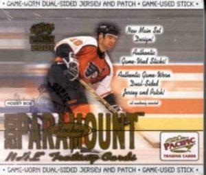 2000-01 Pacific Paramount