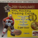 2000-01 Pacific Vanguard