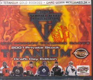 2000-01 Titanium Draft Day