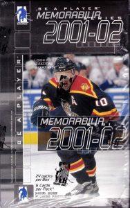 2001-02 BAP Memorabilia
