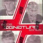 2001-02 BAP Signature Series