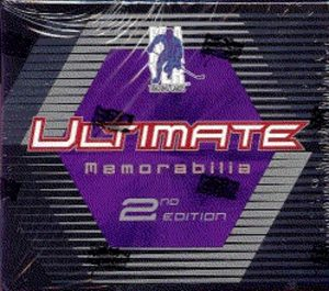 2001-02 BAP Ultimate Memorabilia 2nd Edition