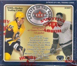 2001-02 Fleer Greats of the Game