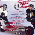 2001-02 Fleer Legacy