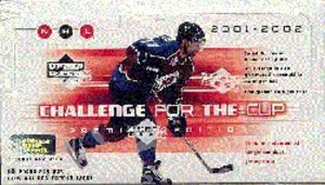 2001-02 UD Challenge for the Cup