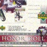 2001-02 UD Honor Roll