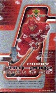 2001-02 UD MVP