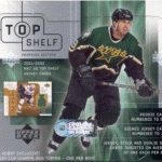 2001-02 UD Top Shelf