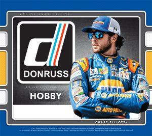 2018 Donruss NASCAR