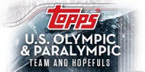 2018 Topps U.S. Winter Olympics