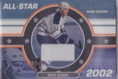 All-Star History Mats Sundin