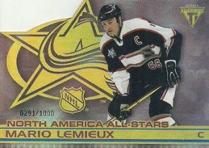 All-Stars Mario Lemieux