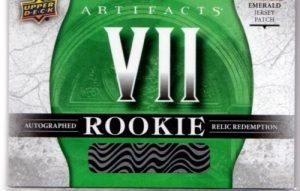 Auto Rookie Relic