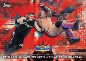 Base Chris Jericho vs Kevin Owens