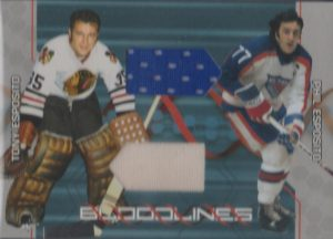 Bloodlines Tony Esposito, Phil Esposito