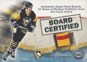 Board Certified Mario Lemieux