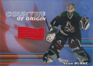 Country of Origin Sean Burke