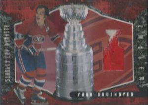Dynasty Emblems Yvan Cournoyer