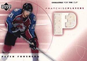 Franchise Players Peter Forsberg