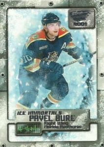 Ice Immortals Pavel Bure