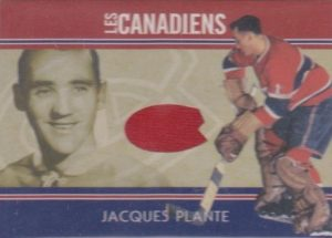 Les Canadiens Jacques Plante