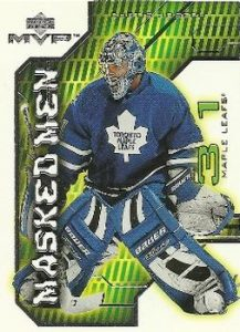 Masked Men Curtis Joseph