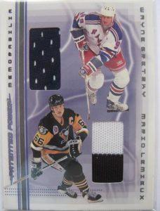 Patented Power Wayne Gretzky, Mario Lemieux