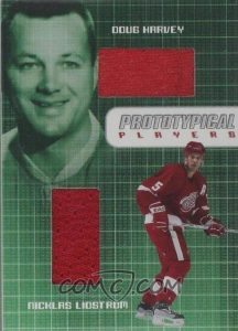 Prototypical Players Doug Harvey, Nicklas Lidstrom