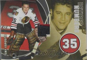 Retired Numbers Tony Esposito