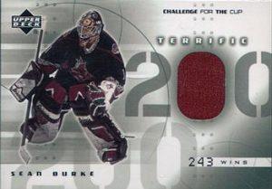 Terrific 200 Sean Burke
