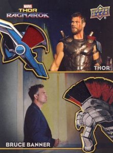The Armory Memorabilia Dual Thor, Bruce Banner