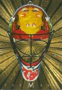 The Mask Gold Jocelyn Thibault