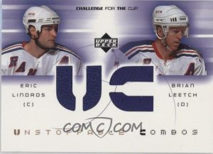 Unstoppable Combos Eric Lindros, Brian Leetch