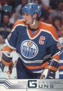 Young Guns Flashback Wayne Gretzky