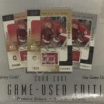 2000-01 SP Game Used