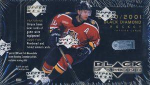 2000-01 UD Black Diamond