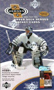 2000-01 UD Heroes