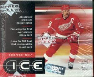 2000-01 UD Ice
