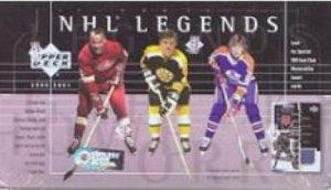 2000-01 UD Legends