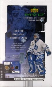 2000-01 UD MVP