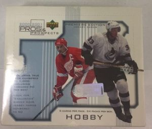 2000-01 UD Pros & Prospects
