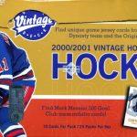 2000-01 UD Vintage
