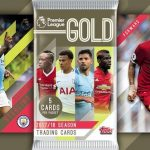 2017-18 Topps Premier League Gold Banner